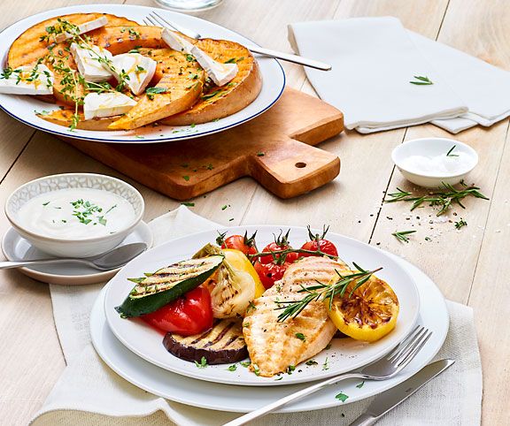 Steam-Grill-Pfanne