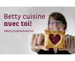 Key Visual #BettyCuisineAvecToi