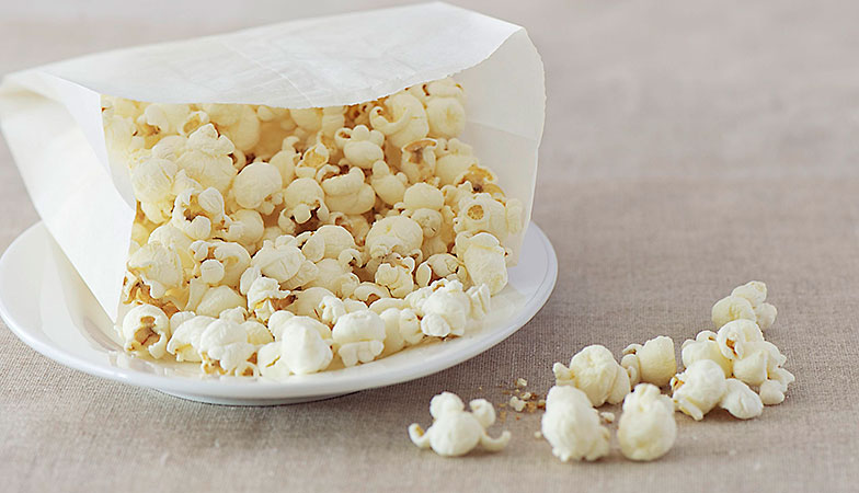 Popcorn Grosses Kino auch zu Hause