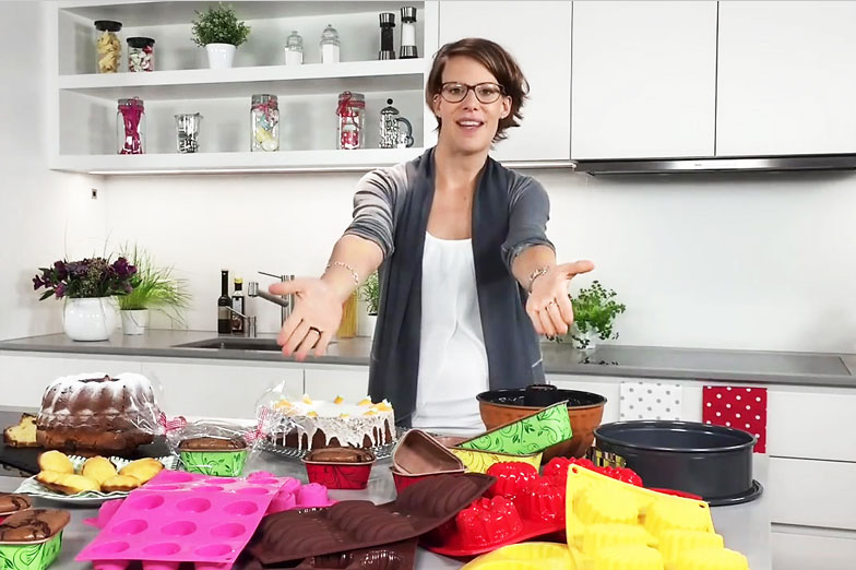 Backen - Videos mit Tipps & Tricks