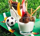 Fussballregeln und Küchenlatein