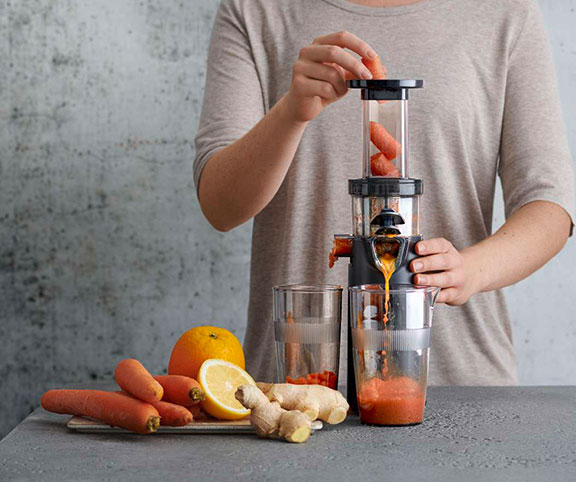 Slow Juicer Compact