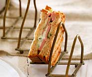 Paninis cervelas-fromage