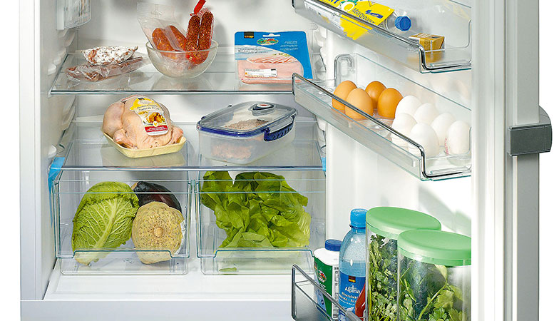 Kleiner Kühlschrank Schweiz : Cool im kühlschrank hat alles seinen platz betty bossi