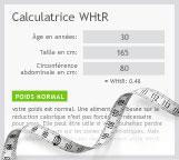 Calculatrice WHtR