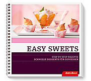 «easy sweets» - Cover (farbig)
