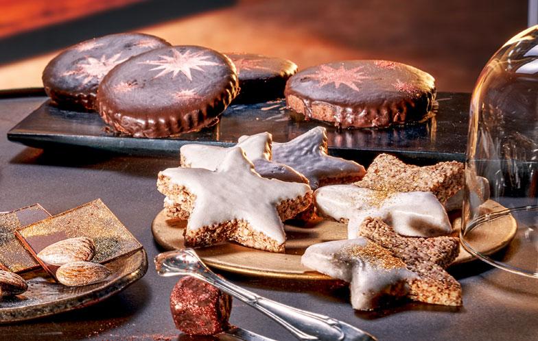 Weihnachtsplätzchen Schweiz.Weihnachtsguetzli Süsse Seelenhäppchen Betty Bossi