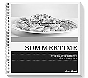 «Summertime» - Cover (s/w)