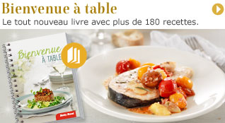 Bienvenue à table