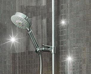nettoyer moins souvent protection pour vitres douche. Black Bedroom Furniture Sets. Home Design Ideas