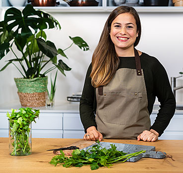 Kitchen hack: ciseler des fines herbes