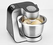 Robot de cuisine bosch mum5 24629 betty bossi for Robot de cuisine bosch mum5