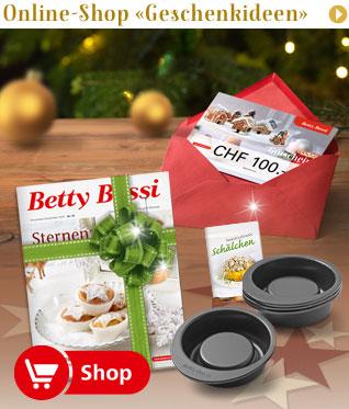 Online-Shop «Geschenkideen»