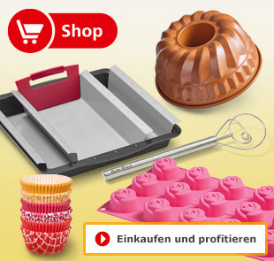 Shop «Backen»