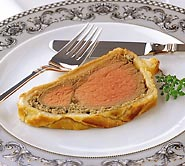 Légendaire: le filet Wellington
