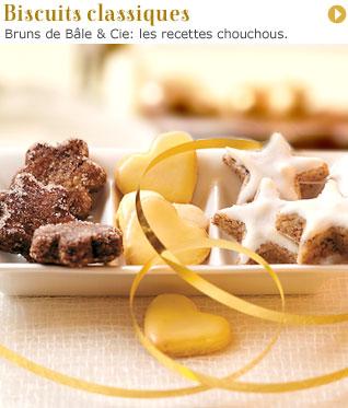 Biscuits classiques