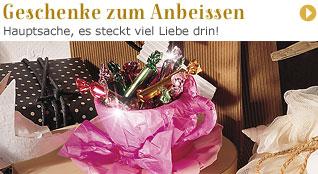 Geschenke zum Anbeissen