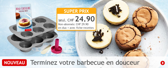 Boutique betty bossi - Reussir un barbecue party ...