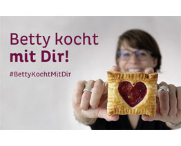 Key Visual #BettyKochtMitDir