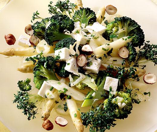 spargel broccoli salat betty bossi. Black Bedroom Furniture Sets. Home Design Ideas