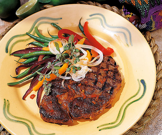 Mexican steaks
