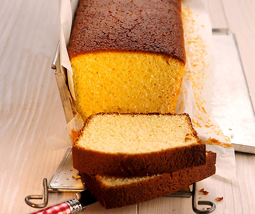 Passionsfrucht-Cake