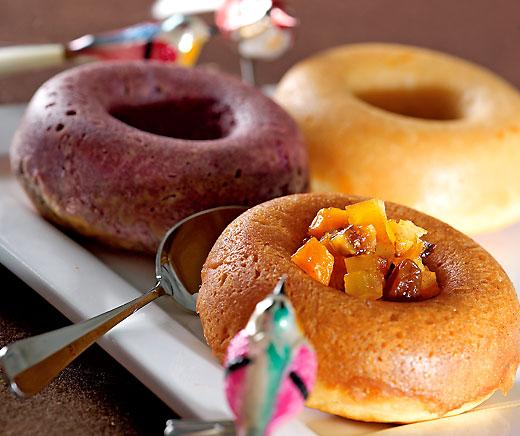 Rumtopf Cake Recipe