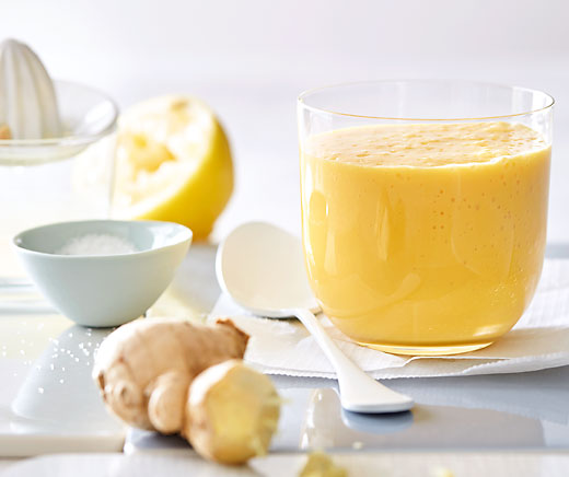 Mango-Seidentofu-Smoothie