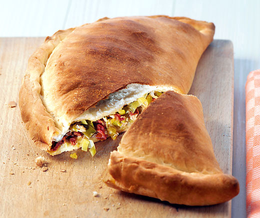 Winter-Calzone