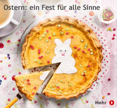Ostern: ein Fest für alle Sinne