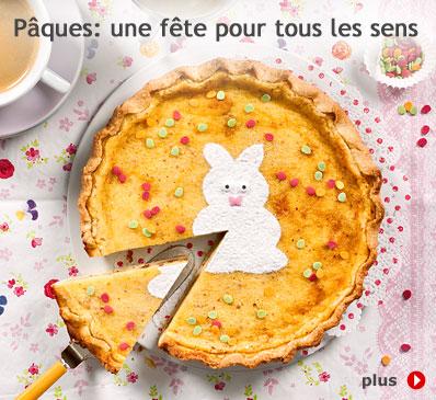 Pâques: une Fête pour tous les sens
