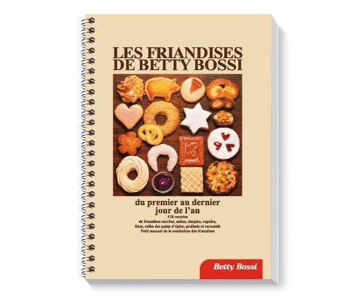 Les friandises de Betty Bossi