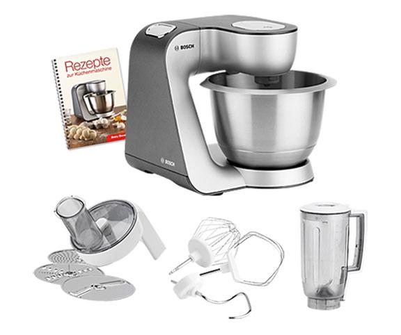 Küchenmaschine Bosch MUM5 24629 | Betty Bossi
