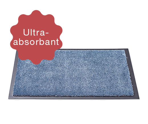 Paillasson «ultra-absorbant»