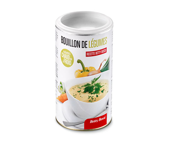 Bouillon de légumes Betty Bossi (450g)