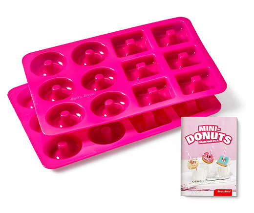 Backform Mini-Donuts (2er-Set)