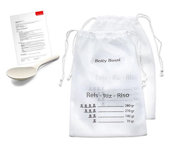 Jetzt treibts der Reis bunt! | Betty Bossi