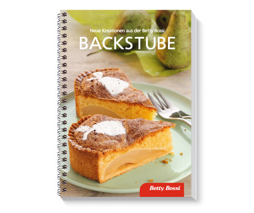 Backstube, Backbuch