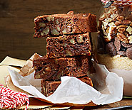Brownies au caramel