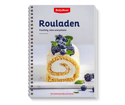 Rouladen, Backbuch