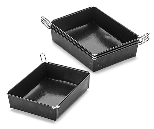 Plats de cuisson antiadhésif «Mini» (lot de 4)