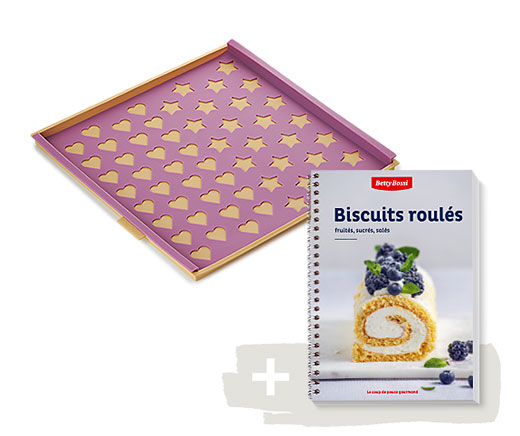 COMBO Livre «Roulades» & tapis à roulade
