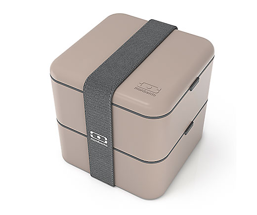Bento Box Flexi «Grau»
