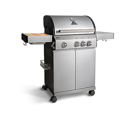 Gasgrill FRED Deluxe, 3 Brenner