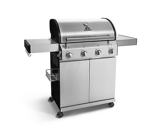 Gasgrill Big FRED Basic, 4-Brenner