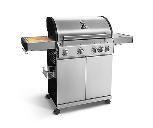 Gasgrill Big FRED Deluxe, 4-Brenner