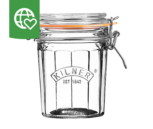 Kilner Sturzglas, Facetten, 500 ml