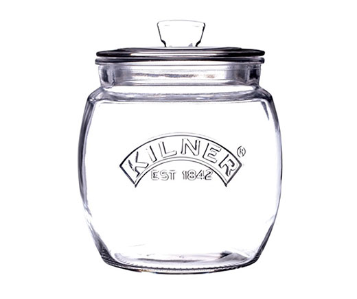 Kilner Bocal, universel, 850 ml