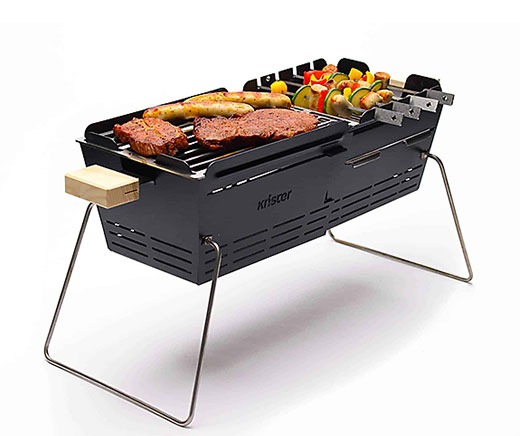 Knister Barbecue extensible