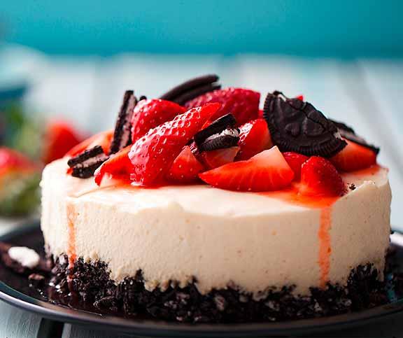 Erdbeer Mascarpone Torte Betty Bossi